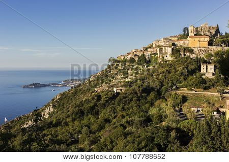 Eze In France