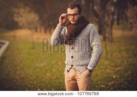 Mid Adult Man