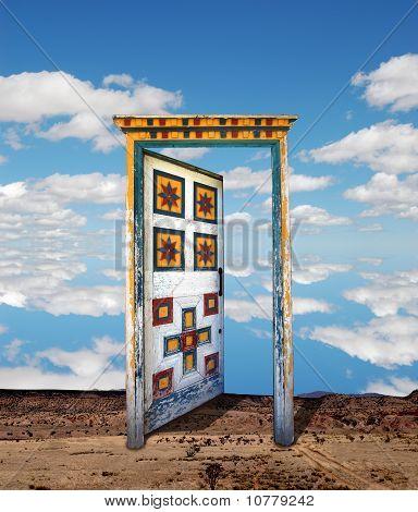 Cloud Door