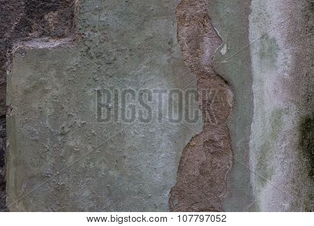 Old Wall From Stone