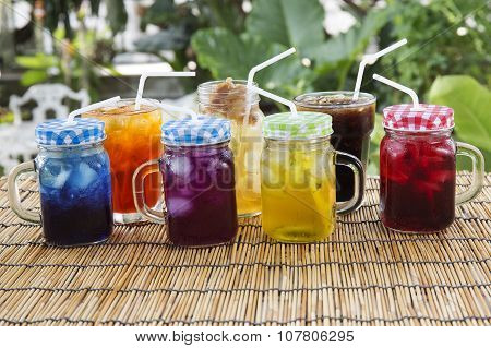 Thai Style Cold Drink