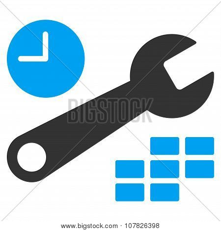 Date And Time Configuration Icon