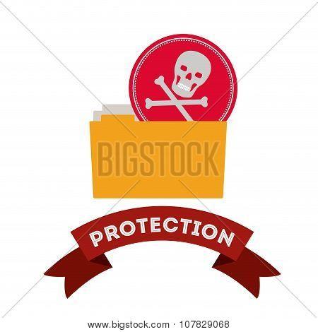 virus protection design
