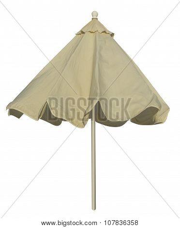 Beach Umbrella - Beige