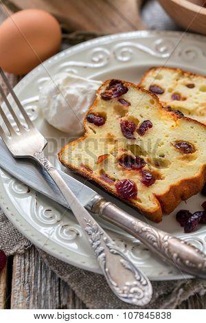 Cheese Casserole For Breakfast.