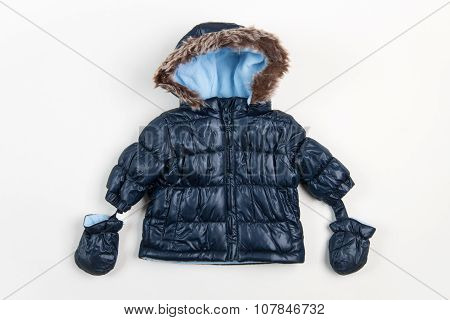 Cute Children's Winter Jacket