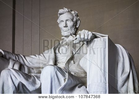 Memorial To Abraham Lincoln