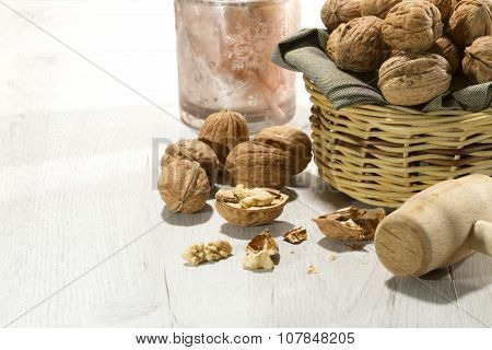 Nuts In Christmas