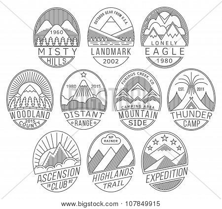 Mountain badges2 linear
