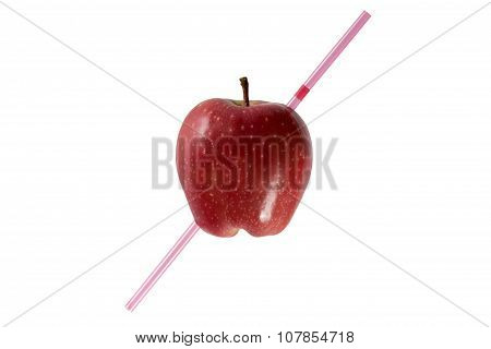 Pierced Apple