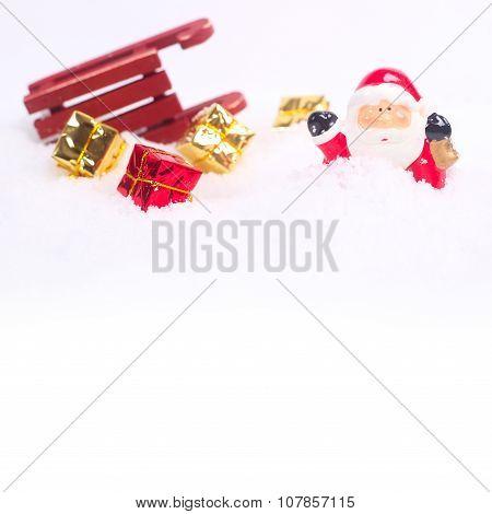 Santa Accident