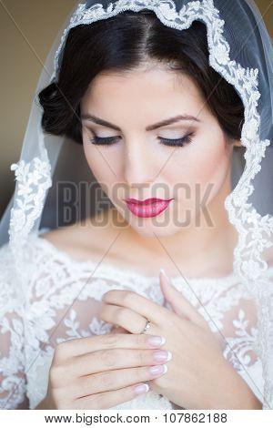 Sensual Young Bride