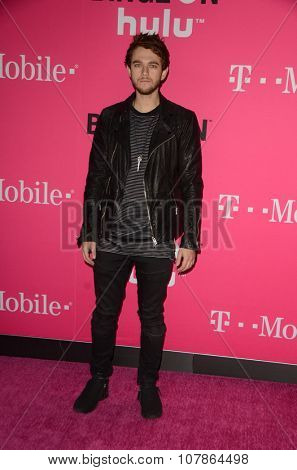 LOS ANGELES - NOV 10:  ZEDD at the T-Mobile Un-carrier X Launch Celebration at the Shrine Auditorium on November 10, 2015 in Los Angeles, CA