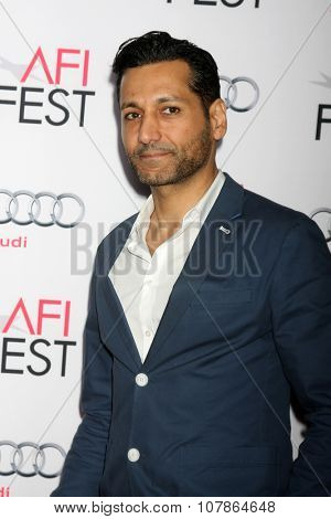 LOS ANGELES - NOV 10:  Cas Anvar at the AFI Fest 2015 Presented by Audi -