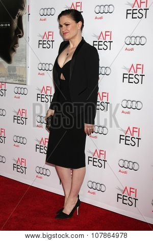 LOS ANGELES - NOV 10:  Anna Paquin at the AFI Fest 2015 Presented by Audi -