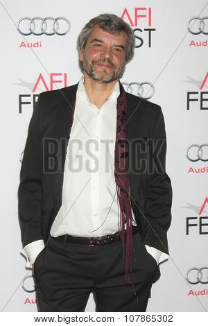 LOS ANGELES - NOV 9:  Alejandro Goic at the AFI Fest 2015 Presented by Audi -