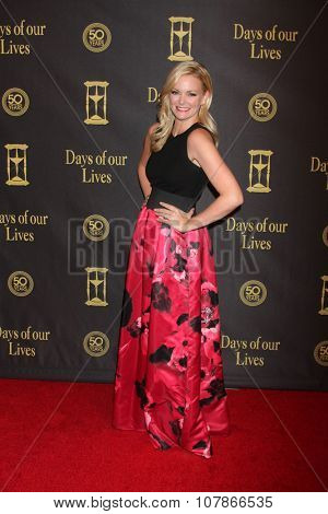 LOS ANGELES - NOV 7:  Martha Madison at the Days of Our Lives 50th Anniversary Party at the Hollywood Palladium on November 7, 2015 in Los Angeles, CA