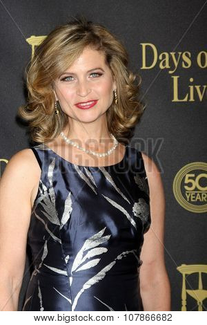 LOS ANGELES - NOV 7:  Miranda Wilson at the Days of Our Lives 50th Anniversary Party at the Hollywood Palladium on November 7, 2015 in Los Angeles, CA