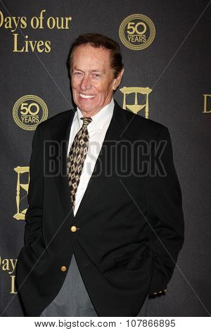 LOS ANGELES - NOV 7:  Quinn K. Redeker at the Days of Our Lives 50th Anniversary Party at the Hollywood Palladium on November 7, 2015 in Los Angeles, CA
