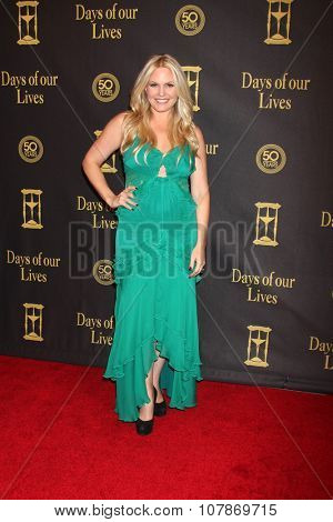 LOS ANGELES - NOV 7:  Terri Conn at the Days of Our Lives 50th Anniversary Party at the Hollywood Palladium on November 7, 2015 in Los Angeles, CA