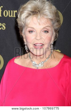 LOS ANGELES - NOV 7:  Susan Seaforth Hayes at the Days of Our Lives 50th Anniversary Party at the Hollywood Palladium on November 7, 2015 in Los Angeles, CA