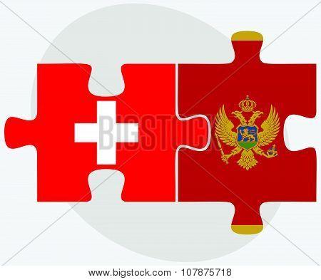 Switzerland And Montenegro