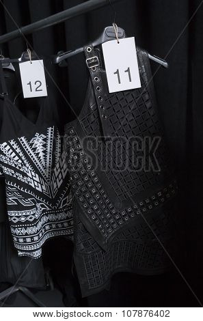 Diesel Black Gold - Spring 2016 Collection - Backstage