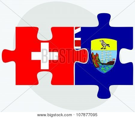 Switzerland And Saint Helena