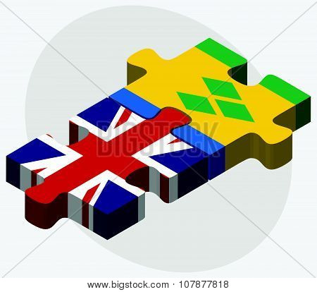 United Kingdom And Saint Vincent And The Grenadines