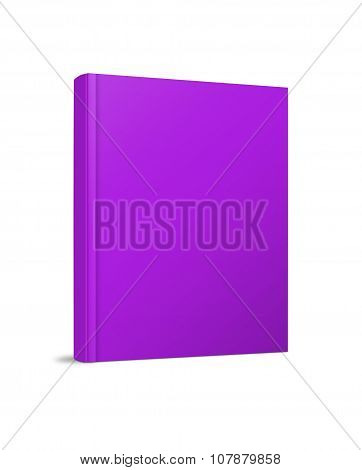 Blank square hardcover album template
