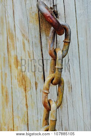 Tense: Rusted Chain