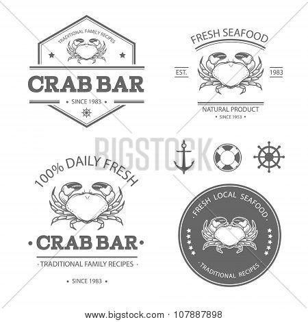 Crab set