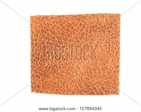 Brown Fabric Sample