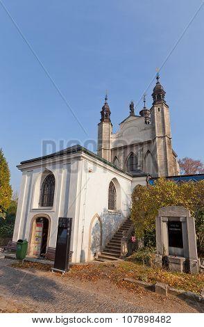 Sedlec Ossuary (kostnice V Sedlci, 1400), Czech Republic