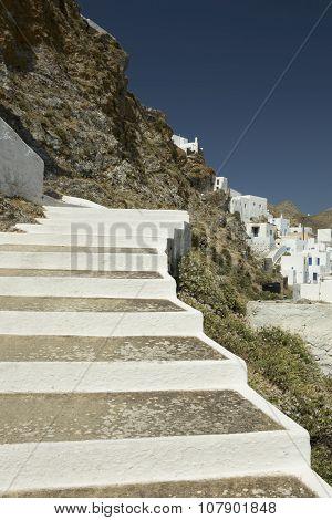 Serifos Island Stairway