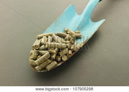 Grass Pellets