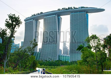 Singapore Marina Bay Resort