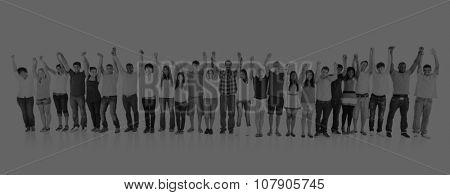 Friends Friendship Social Gathering Community Concept
