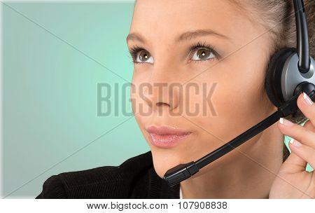Call Center.