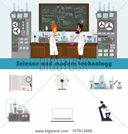 Science and modern technology