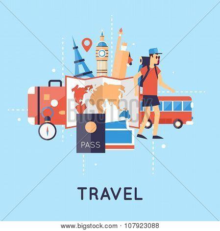 World Travel.