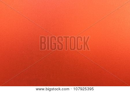 Orange Frosted Glass Texture