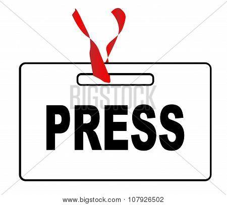 Press Id Card