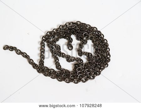 Chain Refers To Various Metals Together.
