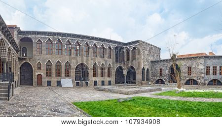 The Large Courtyard