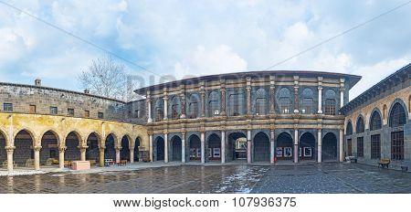 The Black Basalt Mosque
