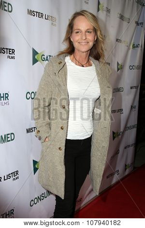 LOS ANGELES - NOV 11:  Helen Hunt at the