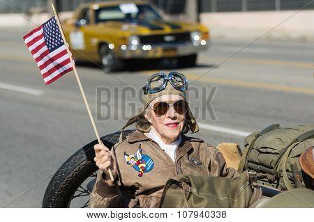 American Woman Veteran