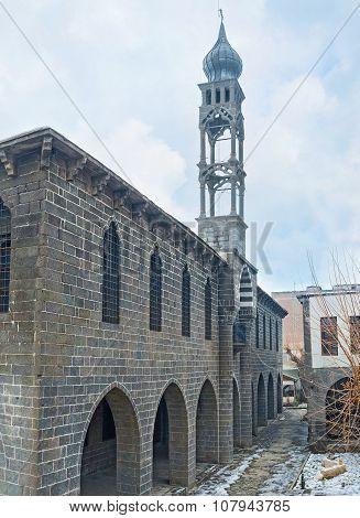 The Church's Facade