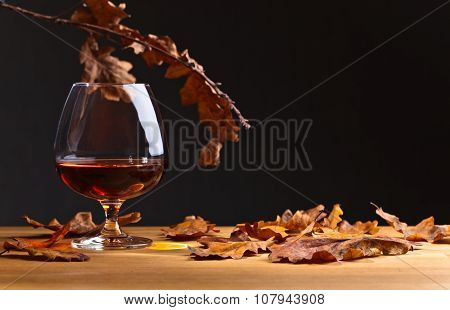 Snifter Of Brandy